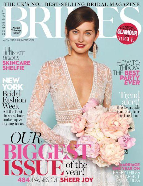 Brides UK — January 01, 2018
