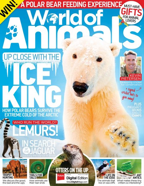 World Of Animals UK — December 2017