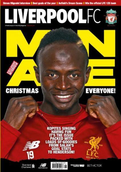 Liverpool FC Magazine — January 2018