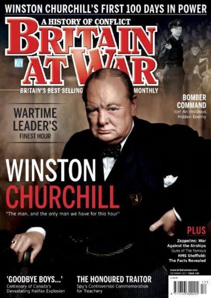 Britain At War — December 2017