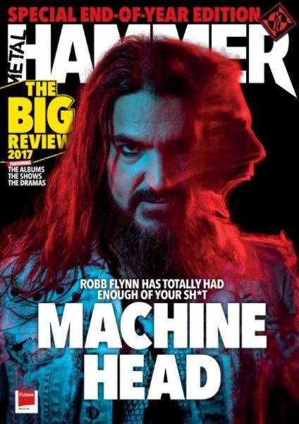 Metal Hammer UK — January 2018