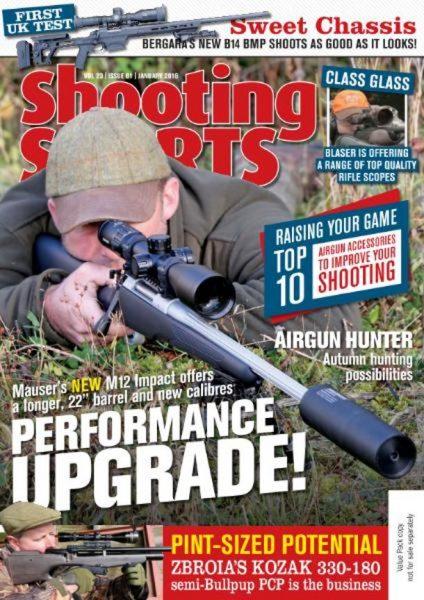 Shooting Sports UK — January 2018