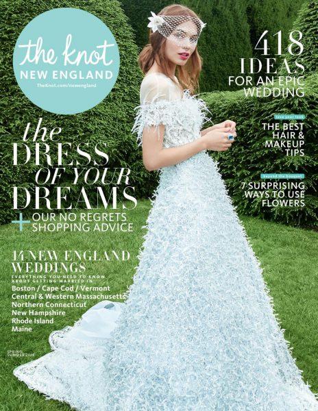 The Knot New England Weddings Magazine — November 2018