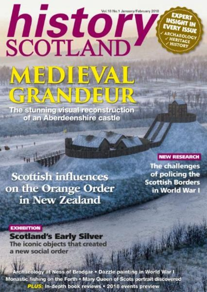 History Scotland — January-February 2018