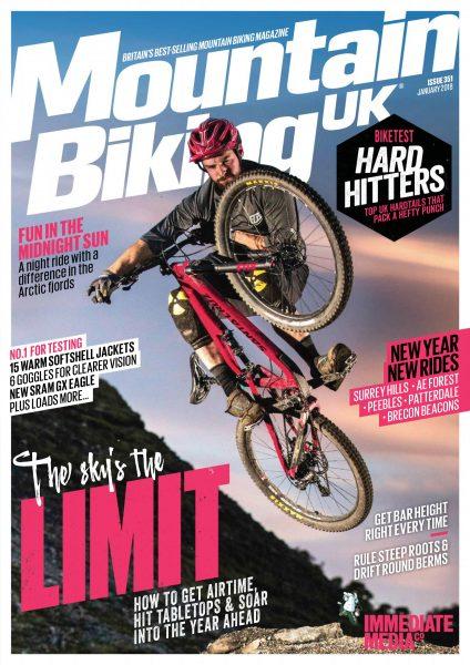 Mountain Biking UK — January 2018