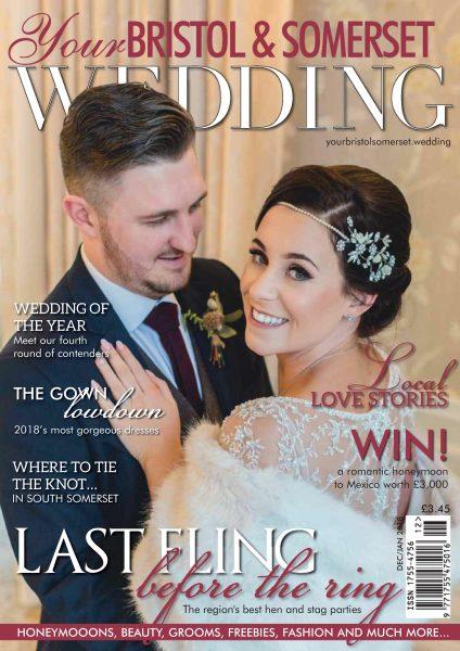 Your Bristol & Somerset Wedding — December 01, 2017