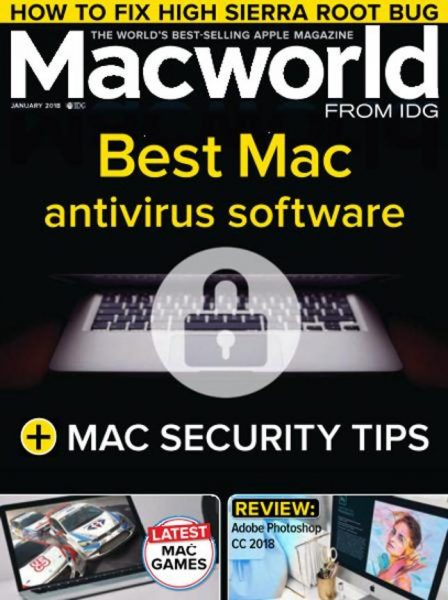 Macworld UK — January 2018