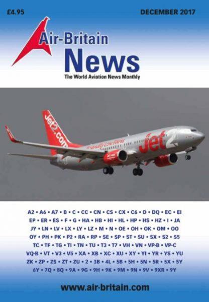 Air-Britain News — December 2017