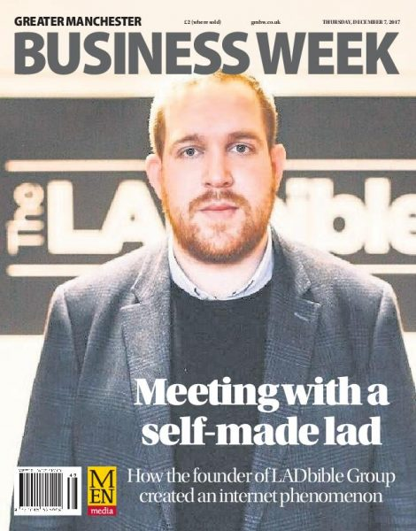 Greater Manchester Business Week – December 07, 2017