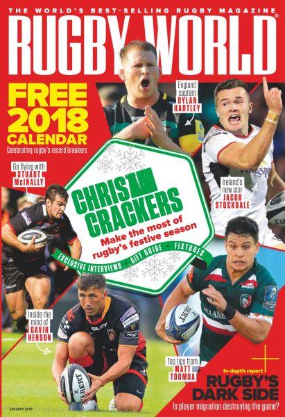 Rugby World UK — February 2018