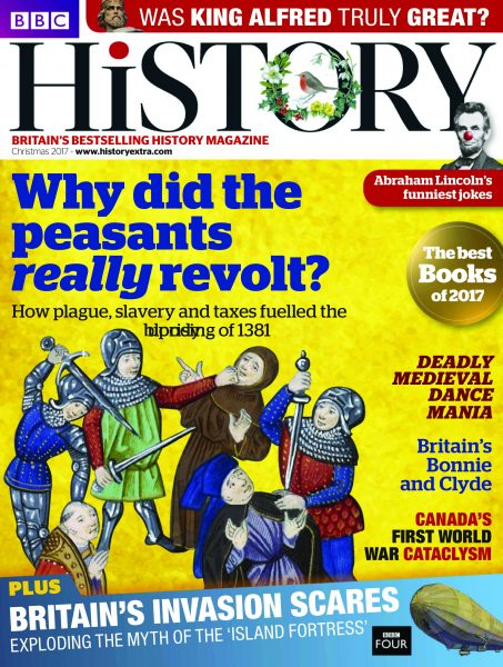 BBC History UK — Christmas 2017