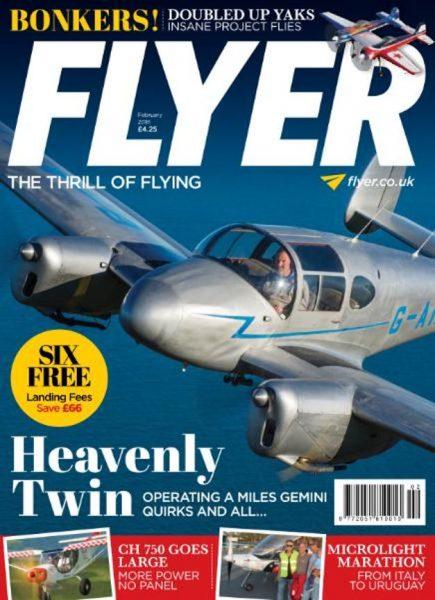 Flyer UK — February 2018