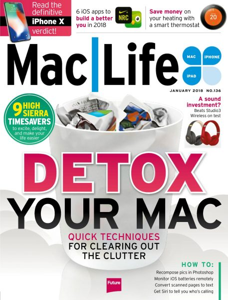 Mac Life UK — January 2018