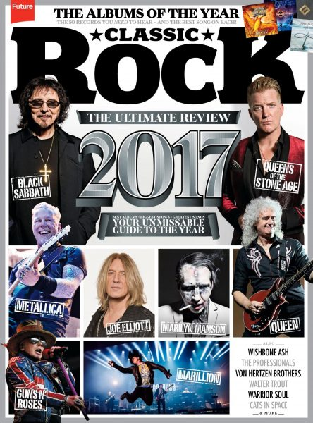 Classic Rock UK — January 2018