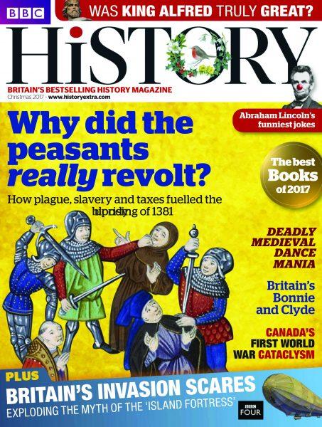 BBC History UK — January 2018