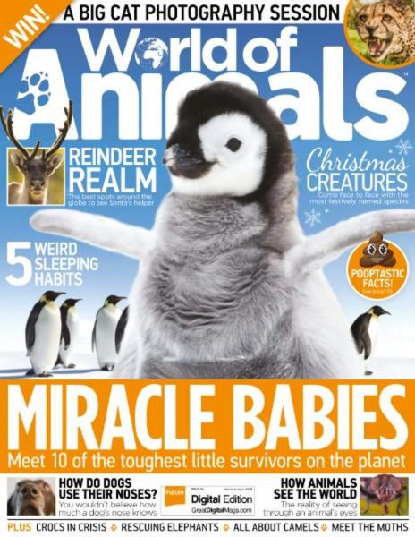World Of Animals UK — January 2018