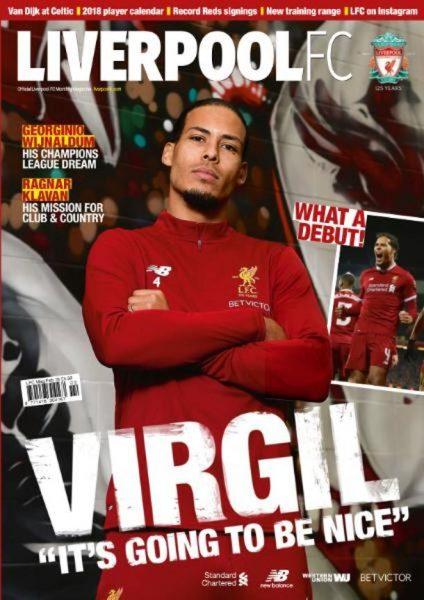 Liverpool FC Magazine — February 2018