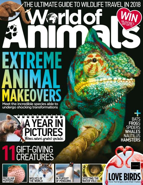 World Of Animals UK — February 2018