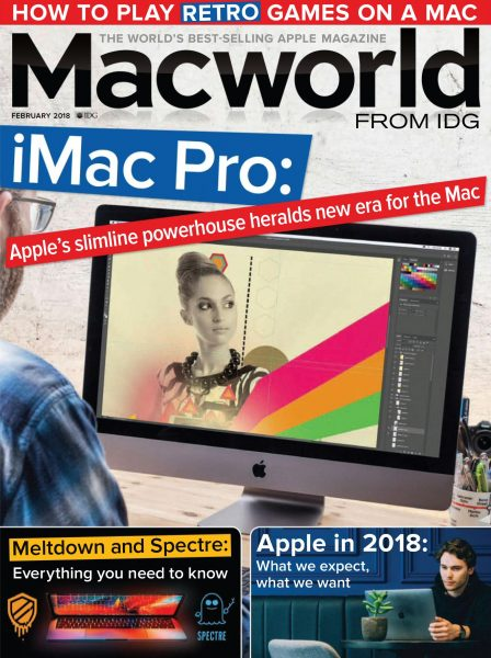 Macworld UK — February 2018