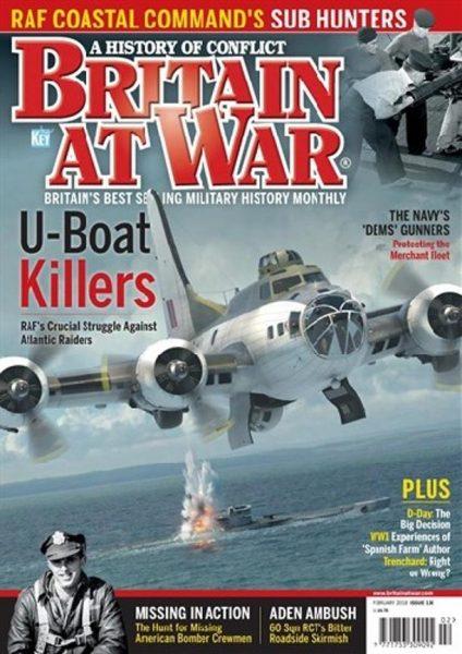 Britain At War Magazine — Issue 130 ( February 2018)