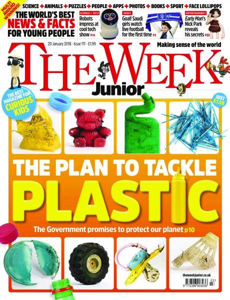 The Week Junior UK — 18 January 2018