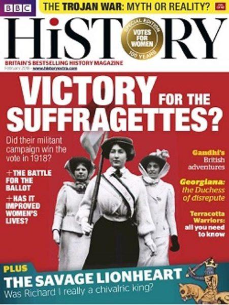 BBC History UK — February 2018