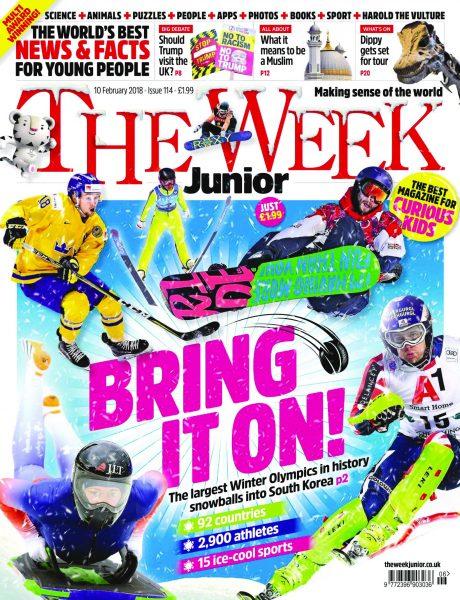 The Week Junior UK — 09 February 2018