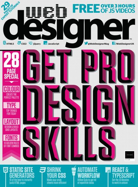 Web Designer UK — May 2018