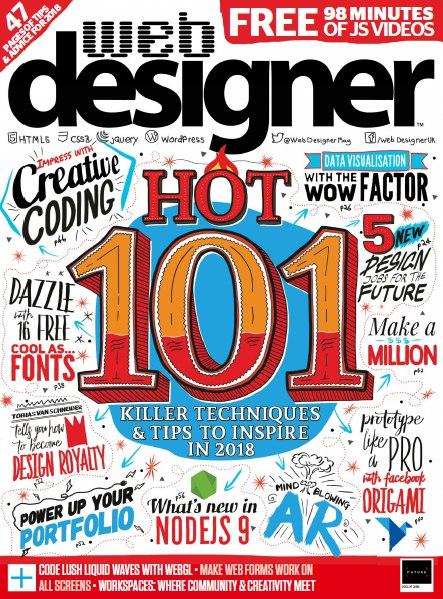 Web Designer – 04.2018