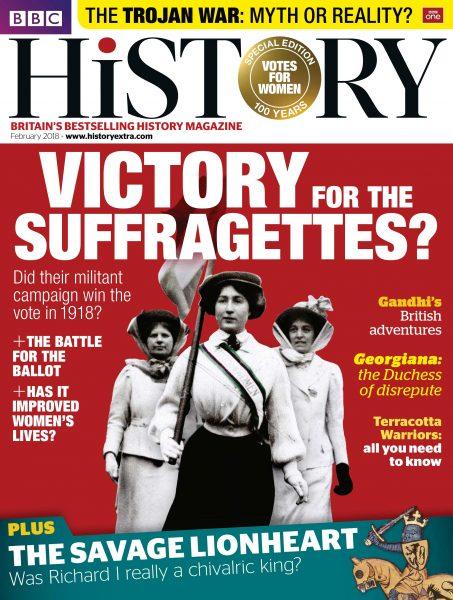 BBC History UK — March 2018