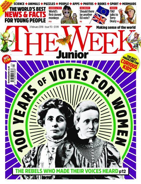 The Week Junior UK — 01 February 2018