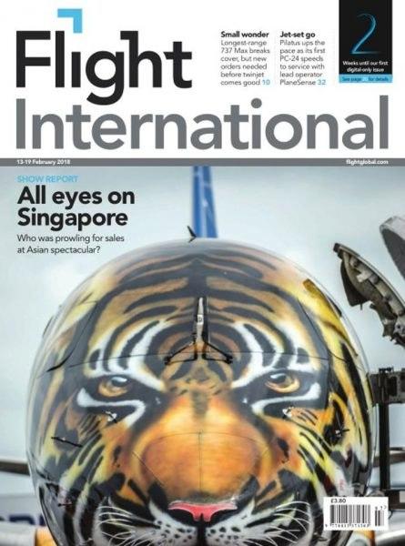 Flight International – 19.02.2018