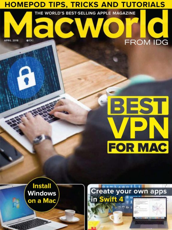Macworld UK – April 2018