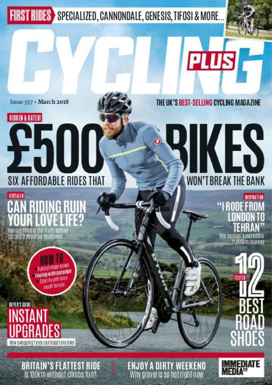 Cycling Plus UK – March 2018