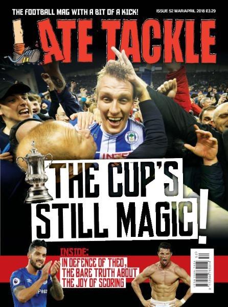 Late Tackle Football – 01.03.2018