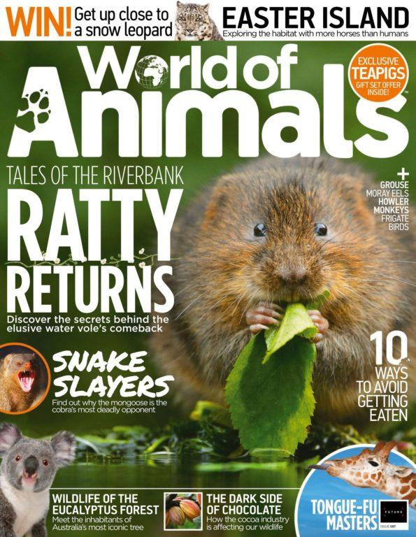 World Of Animals UK – 01.04.2018