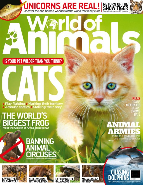 World Of Animals UK – May 2018