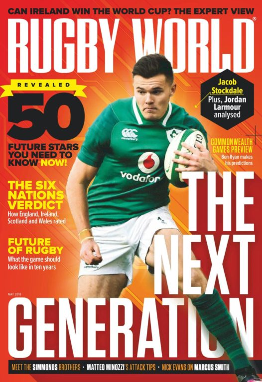 Rugby World UK – 01.06.2018