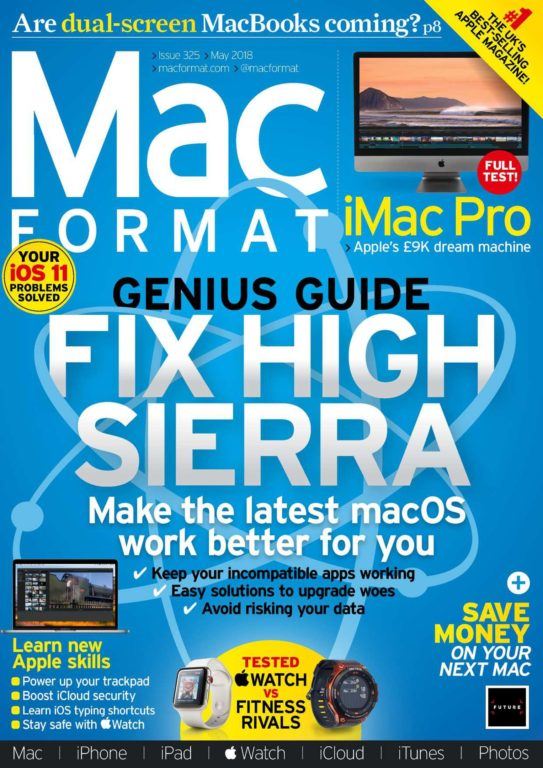 MacFormat UK – May 2018
