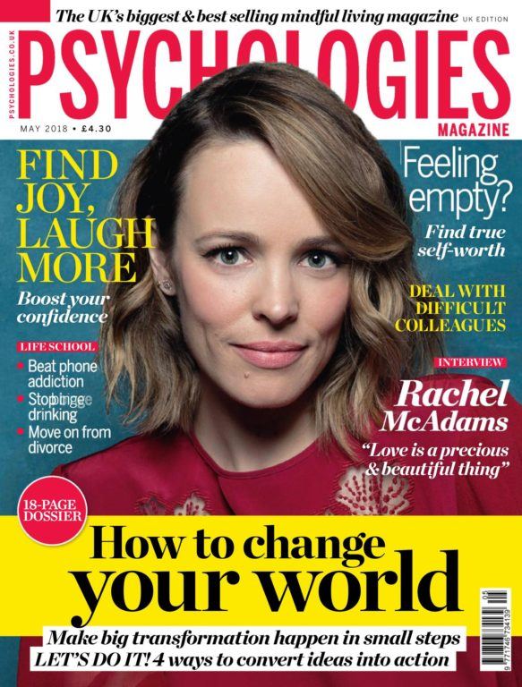 Psychologies UK — May 2018