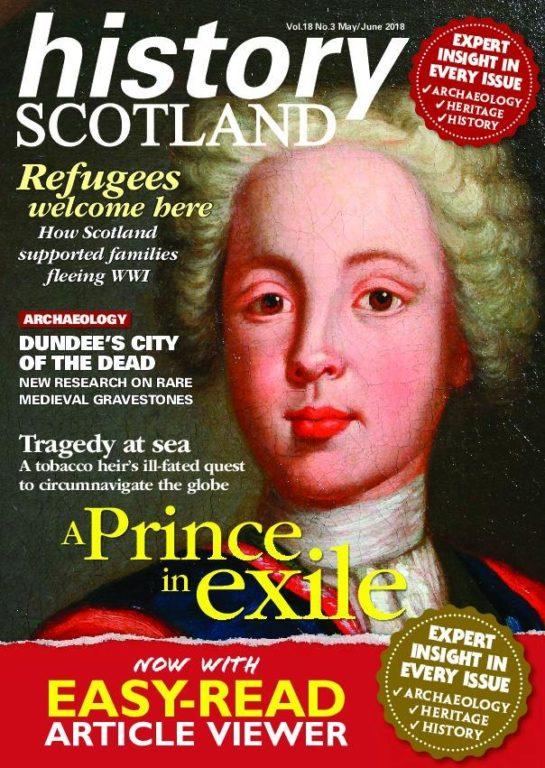 History Scotland – 01.05.2018