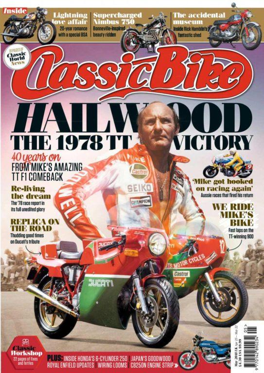Classic Bike UK – May 2018