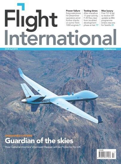 Flight International – 24.04.2018