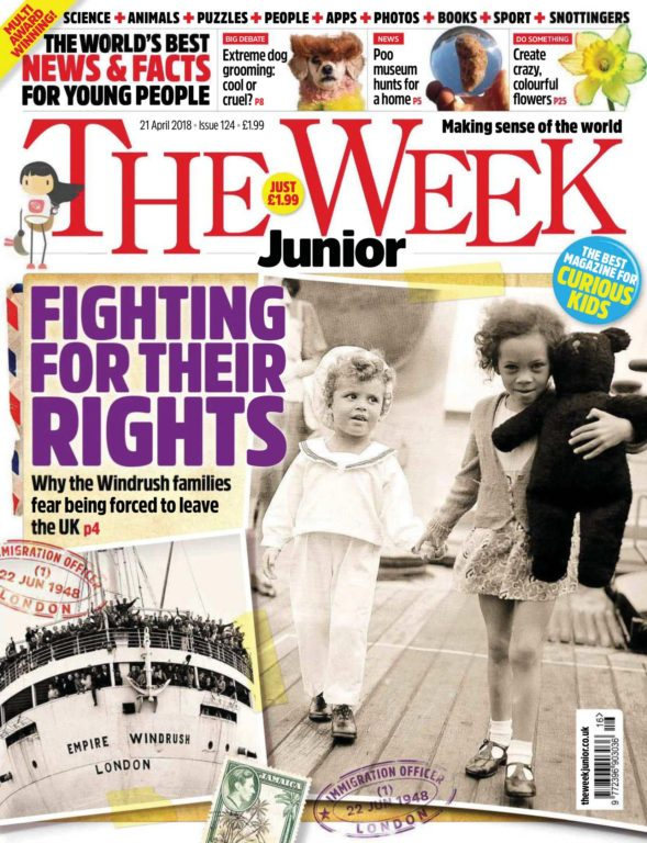 The Week Junior UK – 21 April 2018