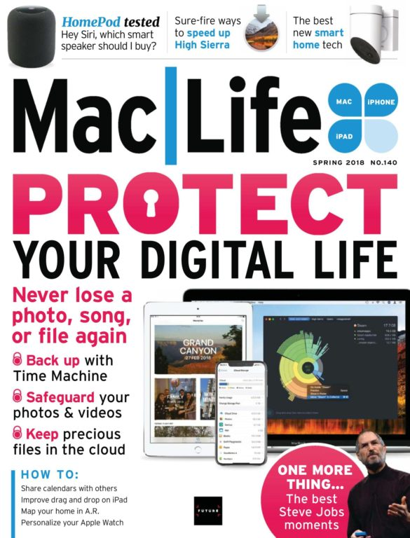 MacLife UK – May 2018