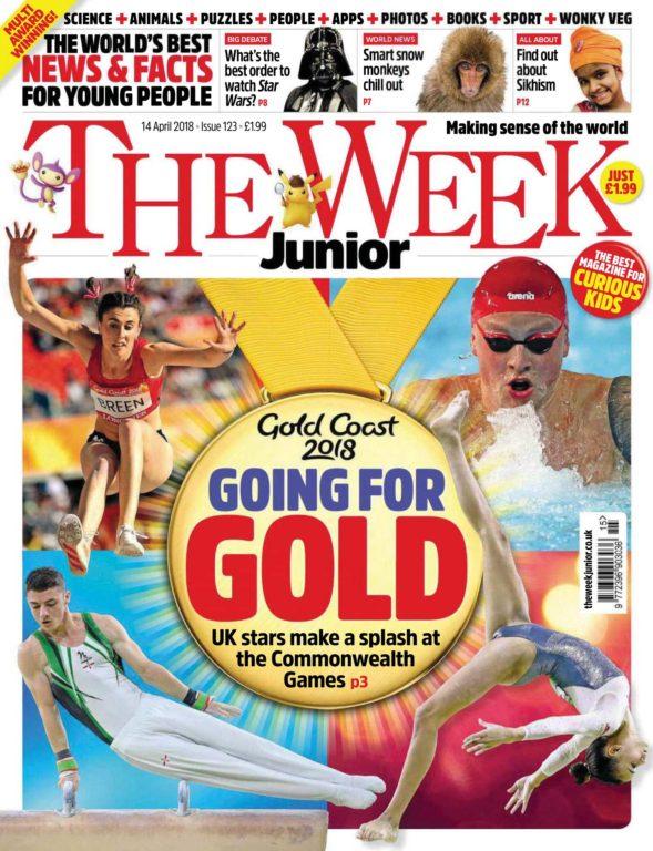 The Week Junior UK – 14 April 2018