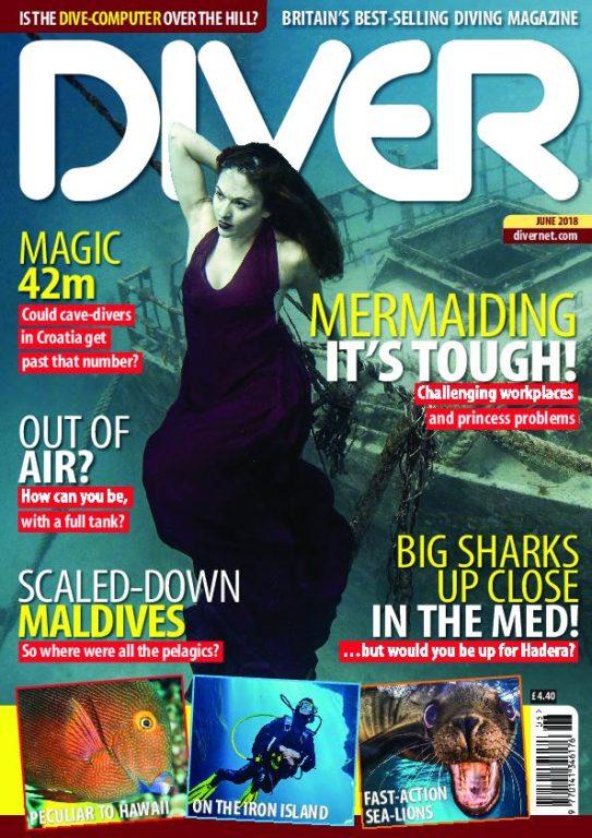 Diver UK – June 2018