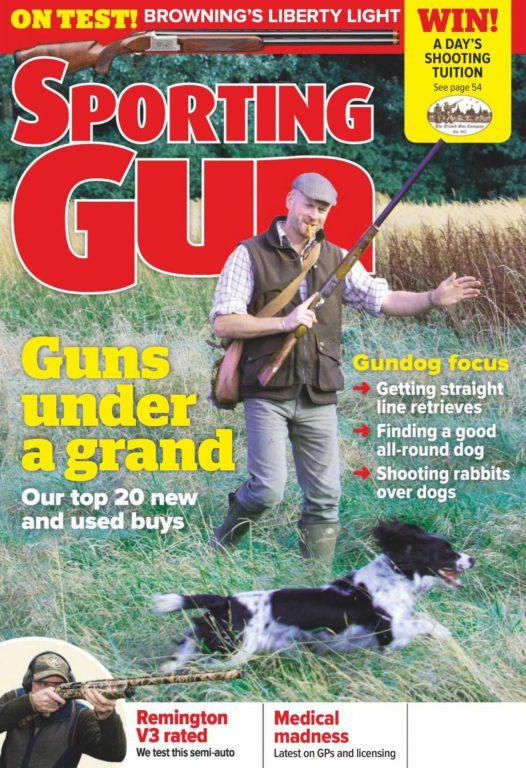 Sporting Gun UK – June 2018