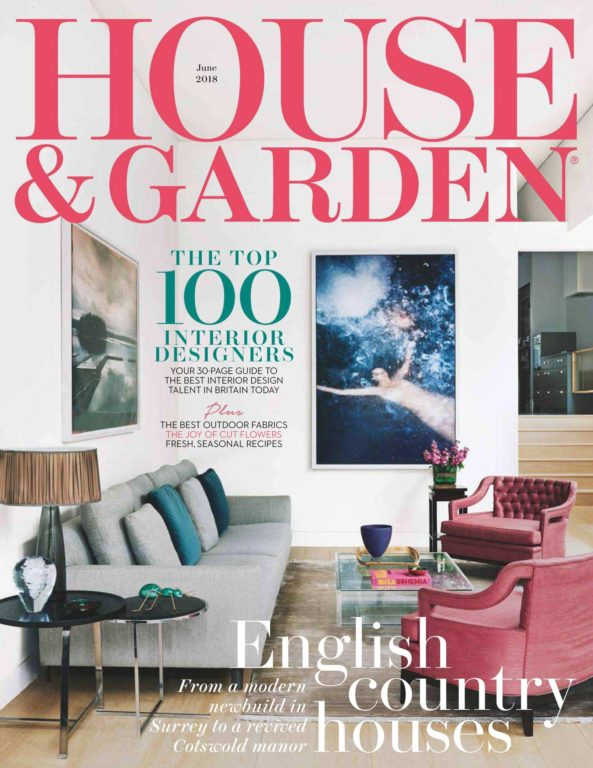 House & Garden UK – June 2018