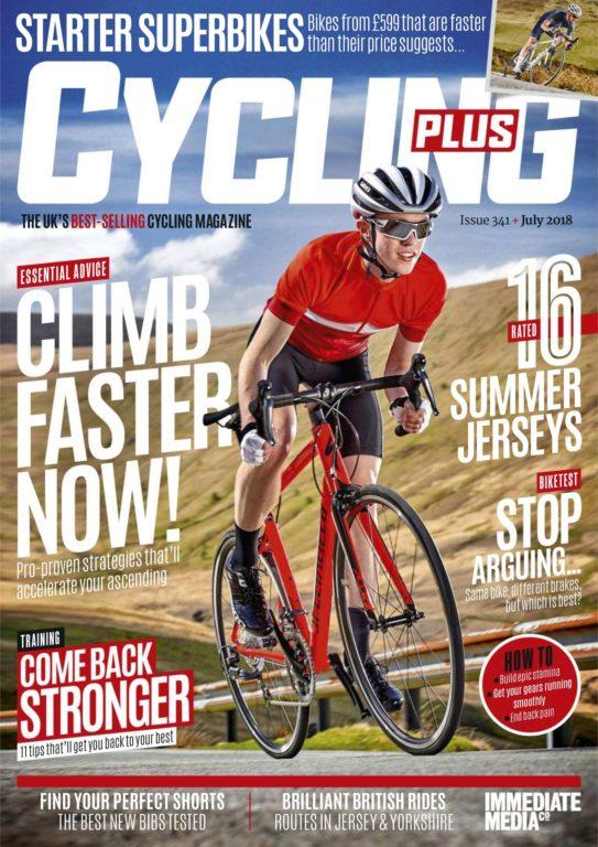 Cycling Plus UK – July 2018
